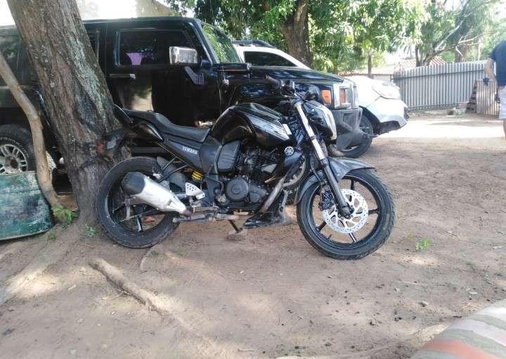 Moto Yamaha fz 16 - 0