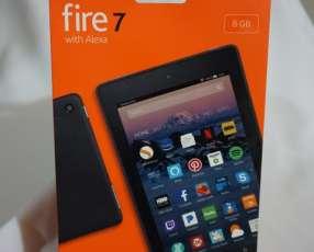 Tablet Fire 7 con Alexa traído de Estados Unidos