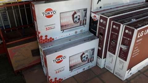 TV LED Smart Tokyo de 32 pulgadas - 0