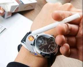 Reloj con encendedor