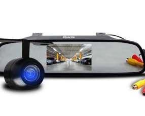 Camara de reversa con pantalla