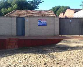 Casa residencial zona Villa Industrial San Lorenzo