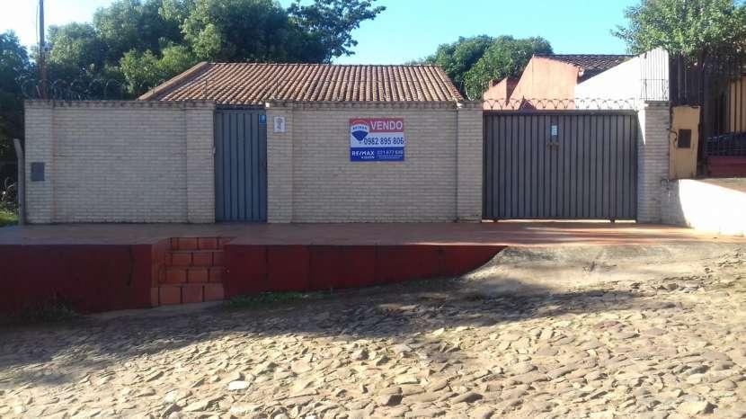 Casa residencial zona Villa Industrial - San Lorenzo