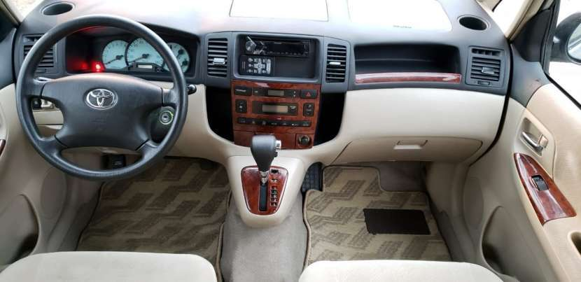 Toyota New Spacio 2001 - 7