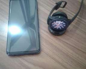 Samsung Galaxy S9 plus 64GB Negro + Smart Whacht 42mm
