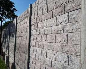 Murallas Pre-Fabricadas