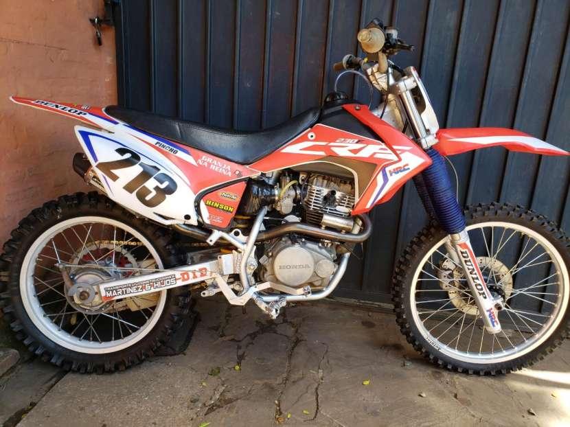 Motocross Honda crf 230 - 0