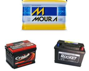 Baterías Moura Rocket Cral