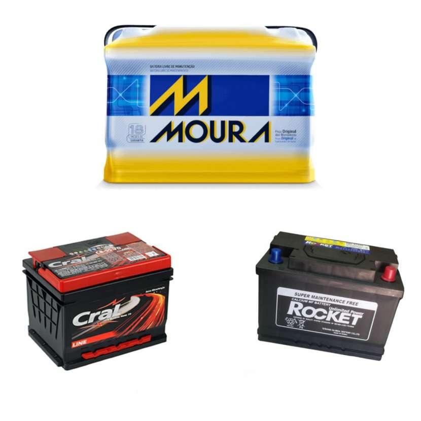 Baterías Moura Rocket Cral - 0