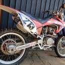Motocross Honda crf 230 - 1