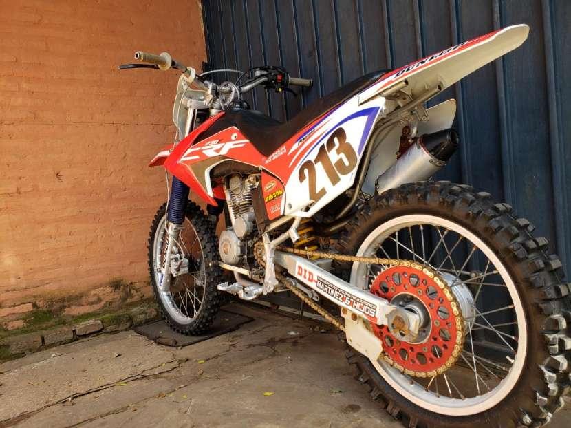 Motocross Honda crf 230 - 2