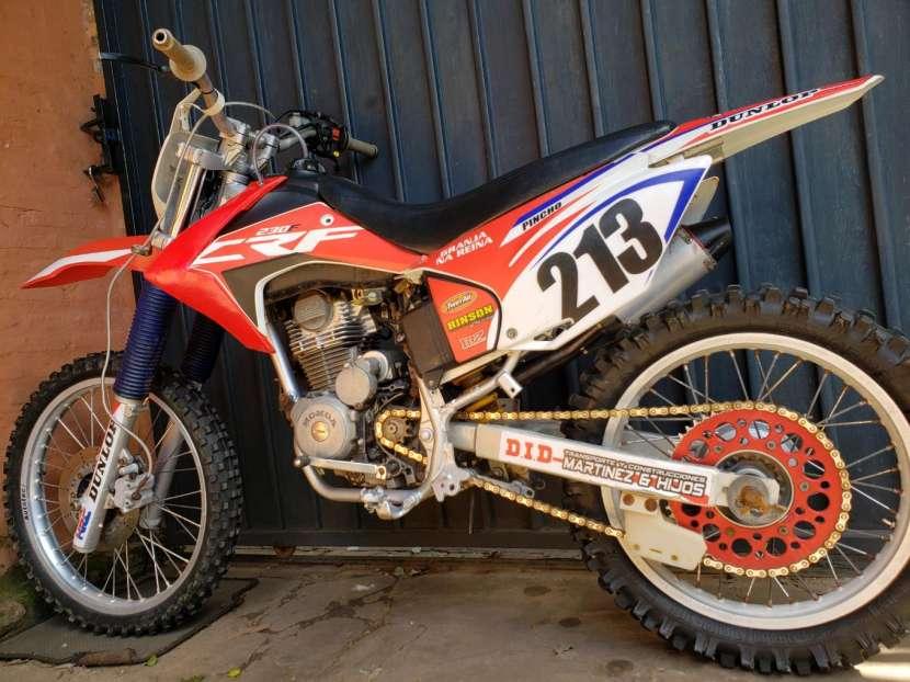 Motocross Honda crf 230 - 3