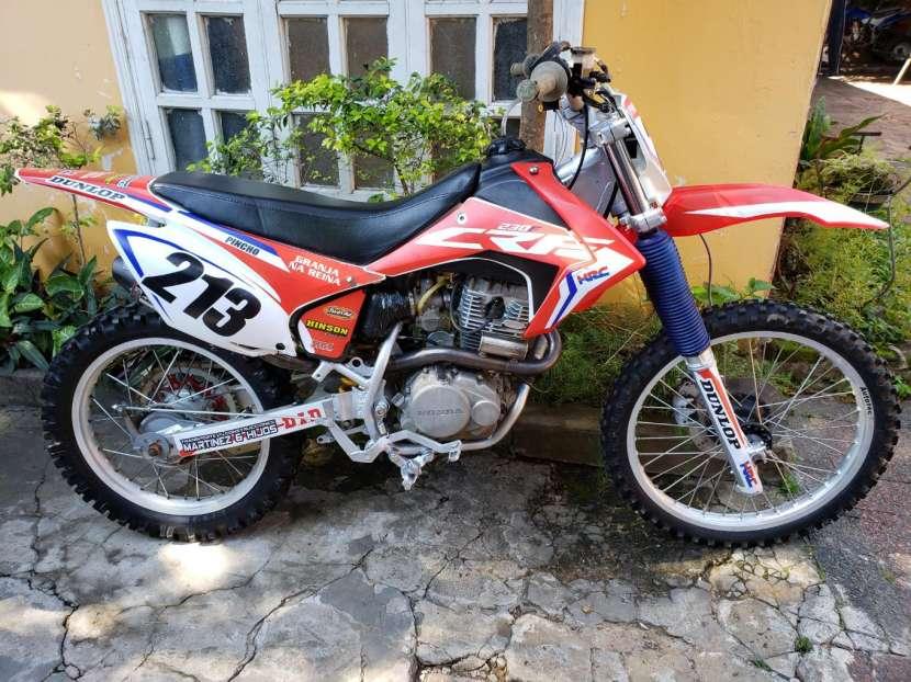 Motocross Honda crf 230 - 4