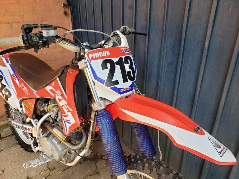 Motocross Honda crf 230 - 5