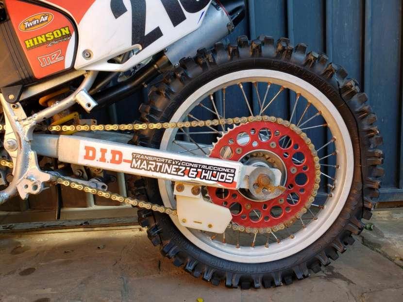Motocross Honda crf 230 - 6