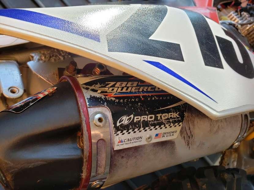 Motocross Honda crf 230 - 8