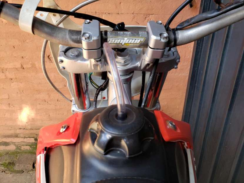 Motocross Honda crf 230 - 9