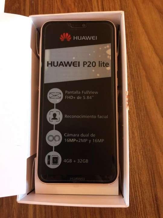 Huawei P20 Lite Rosa - 1