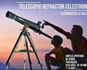 Telescopio Celestron Astromaster LT60
