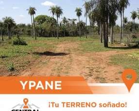 Terrenos en Ypané