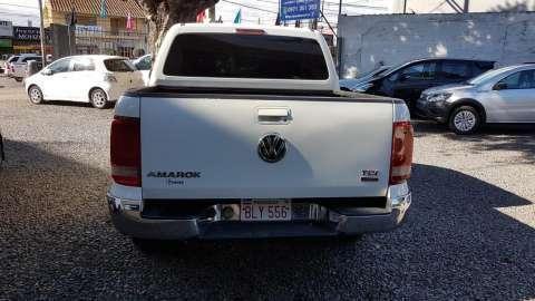 VW Amarok 4x4 TDI 2015 - 2