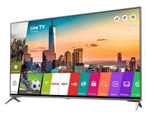 TV LED Smart 49 pulgadas LG UHD 4K
