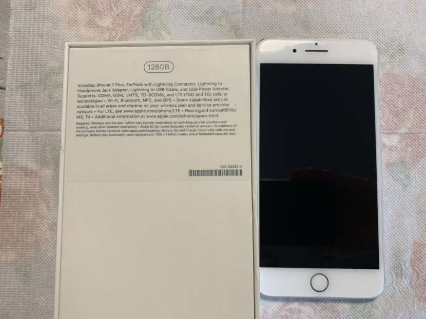 IPhone 7 Plus de 128 gb - 1