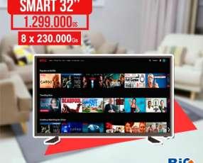 TV Smart Midas de 32 pulgadas