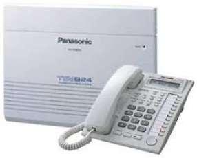 Centralita Panasonic con servicio garantizado