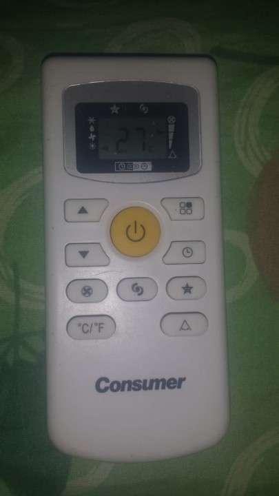 Aire portátil Consumer 12.000 btu - 2