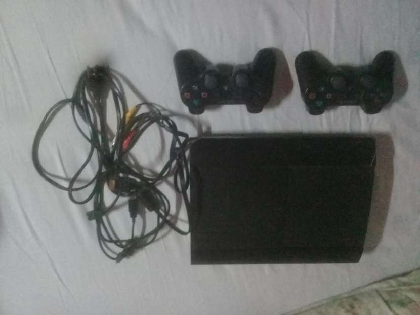 Playstation 3 de 250 gb - 0