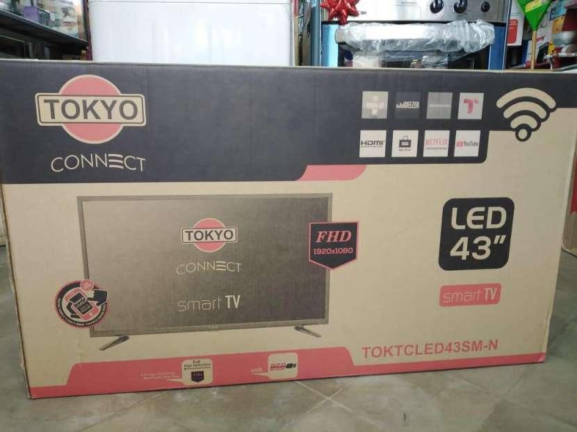 TV Smart Tokyo 43 pulgadas - 0