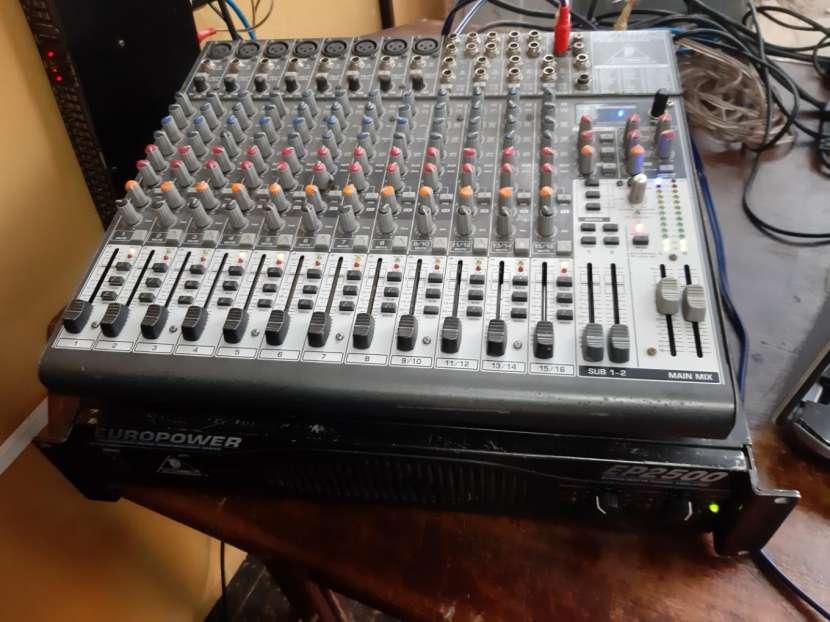 Equipo de audio - 1