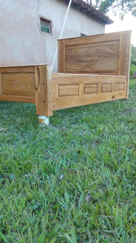 Muebles rústicos de madera - 3