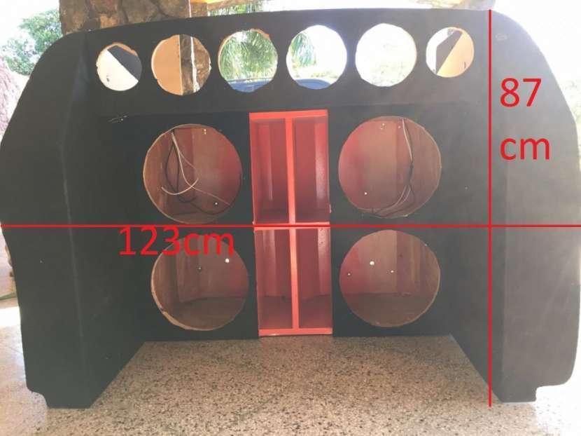 Caja de sonido vacia - 0