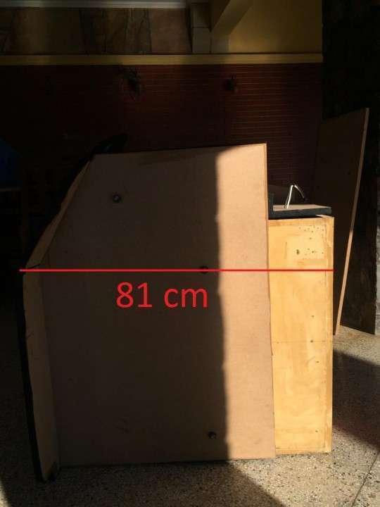 Caja de sonido vacia - 1