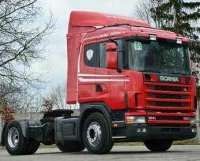 Scania 124L 360