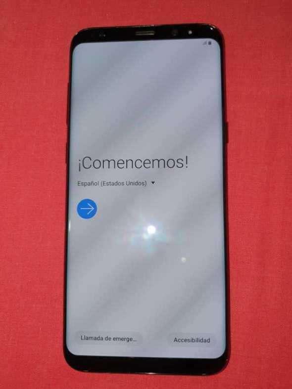 Samsung Galaxy S8+ - 0