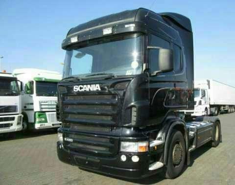 Scania R420 - 0
