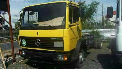 Mercedes Benz 814 - 0
