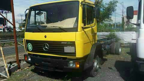 Mercedes Benz 814 - 1