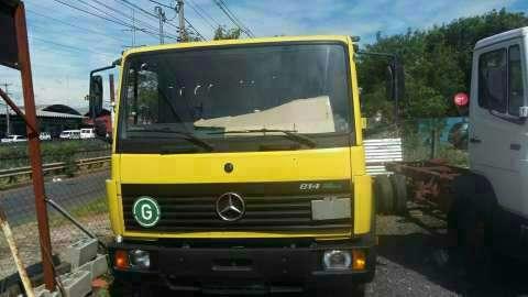 Mercedes Benz 814 - 2