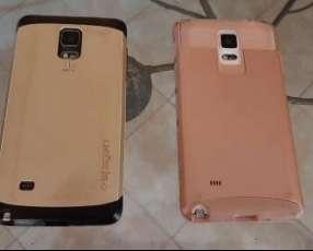 Dos Samsung Galaxy Note 4 de 32 gb