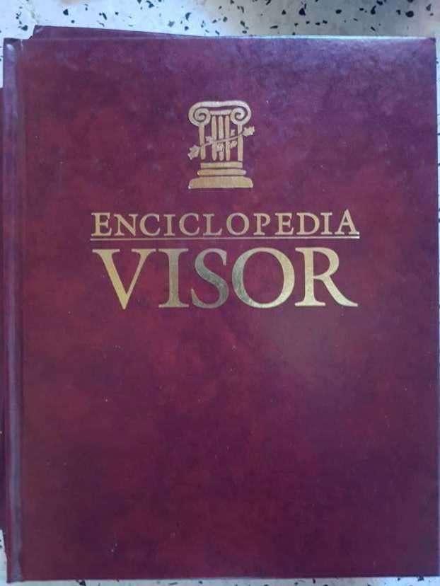 Libro 25 tomos de Visor. - 1
