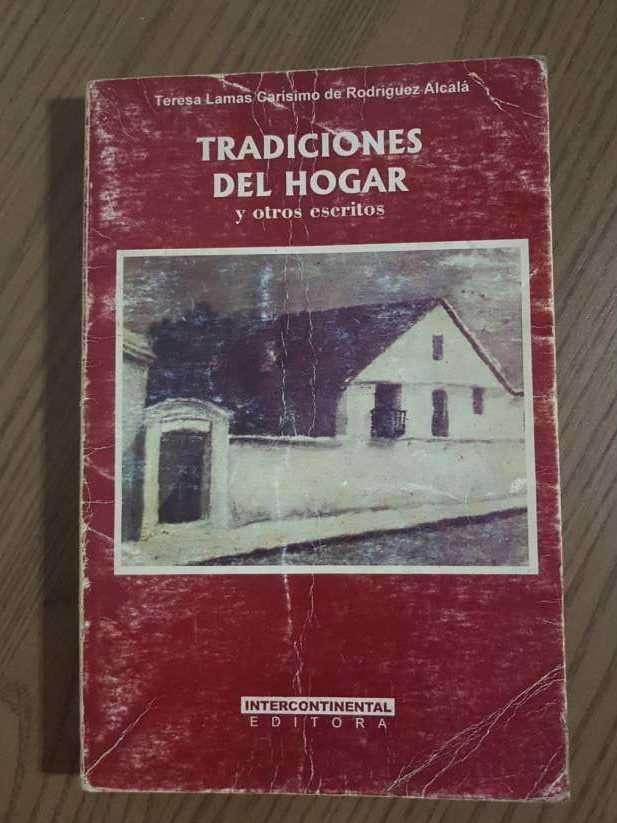 Libro Tradiciones del hogar - 0