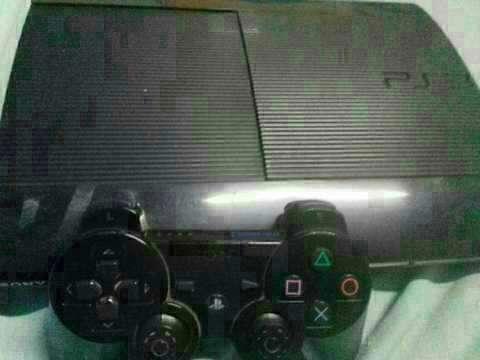 Playstation 3 con un control y 15 juegos cargados - 0