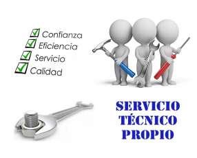 Servicio reparación mantenimiento