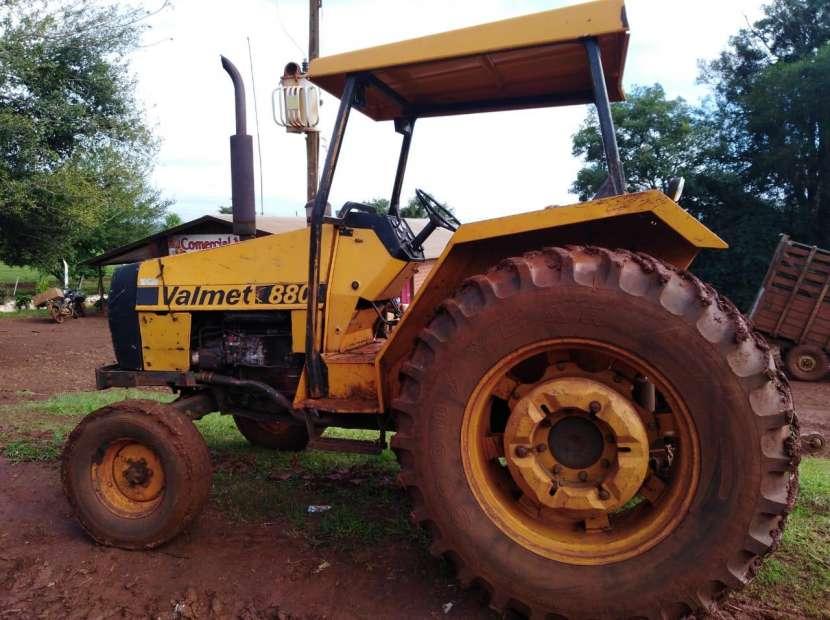 Tractor titulado - 0