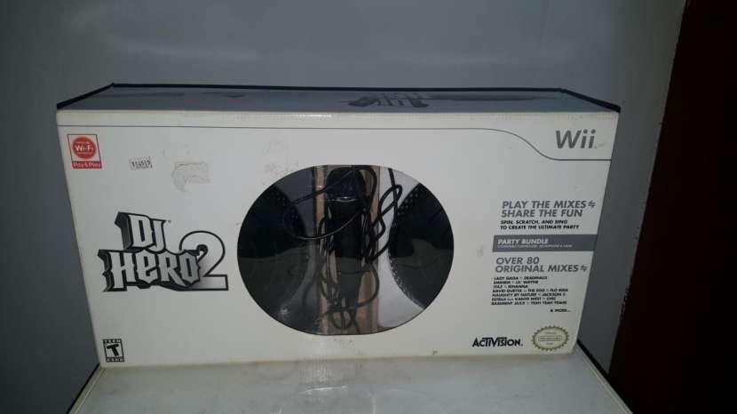 Dj Hero Wii - 0