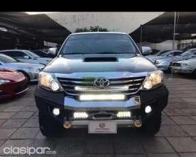 Toyota hilux doble cabina año 2012 de toyotoshi motor 3.0 cc